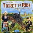 Ticket to Ride : Map Collection Volume 4 - Nederland